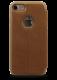 Чехол для iPhone 7 Baseus Simple книжка (Коричневый)