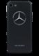 Чехол для iPhone 7 Принт рельеф (Карбон Mersedes)