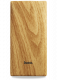 Внешний аккумулятор Power Bank Hoco B10 Wood grain 7000 mAh (Светлый)