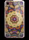 Чехол для iPhone 7 Beckberg Exotic (Фиолетовый узор)